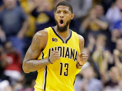 Paul George is Traded To OKC – Samad Robinson Now