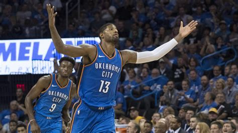 Paul George scores 42 as Thunder top Clippers