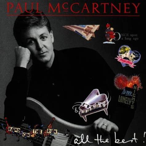 Paul McCartney Album: «All the Best»