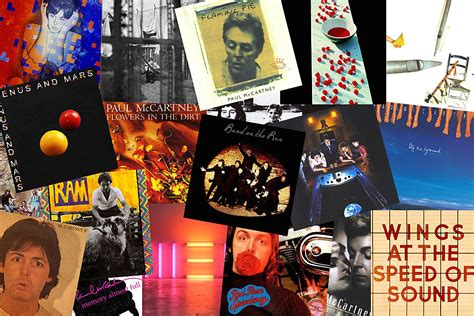 Paul McCartney Albums Ranked Worst to Best