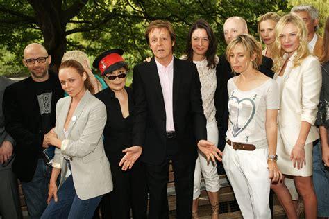 Paul McCartney and Stella McCartney Photos Photos ...