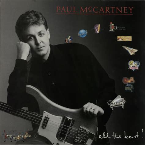 Paul McCartney and Wings All The Best UK 2-LP vinyl record ...