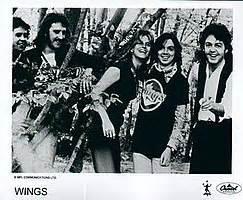 Paul McCartney and Wings   Wikipedia