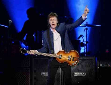 Paul McCartney Announces 2018 Freshen Up Tour | Music News ...