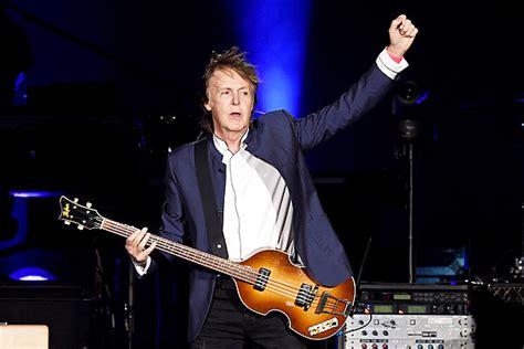 Paul McCartney Announces First 2018 Tour Dates