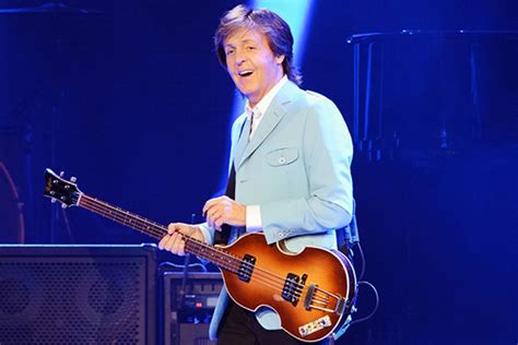 Paul McCartney announces first US arena show of 2015 ...