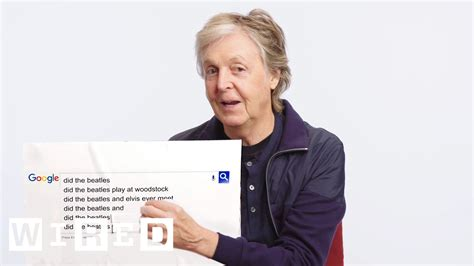 Paul McCartney Answers the Web s Most Searched Questions ...