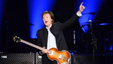 Paul McCartney confirma que trabaja en un nuevo disco de ...