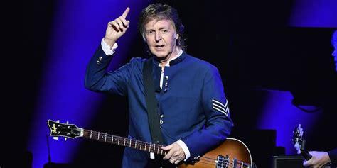 Paul McCartney está de vuelta con nuevo disco   La Neta