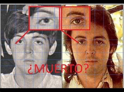 ¿Paul McCartney esta Muerto?- Análisis de la evidencia ...