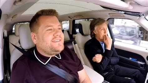 Paul McCartney face senzaţie la Carpool Karaoke, într-un ...