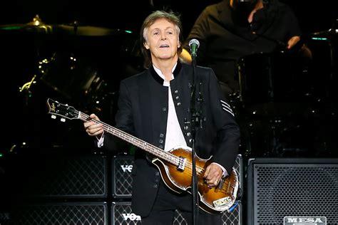 Paul McCartney geeft op 7 september een concert op YouTube