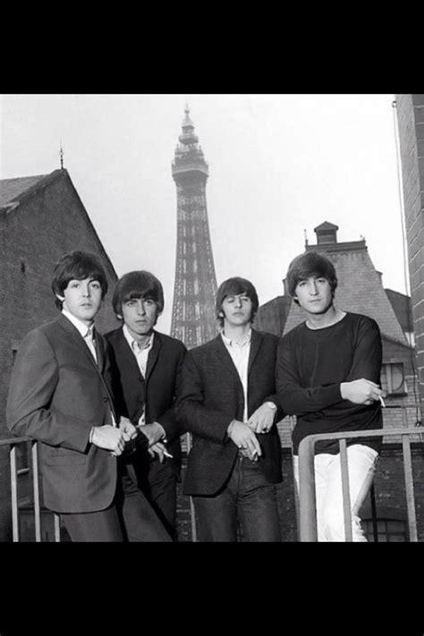 Paul McCartney, George Harrison, Richard Starkey, and John ...