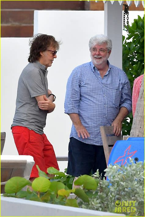 Paul McCartney & George Lucas Are Celebrating New Year's ...