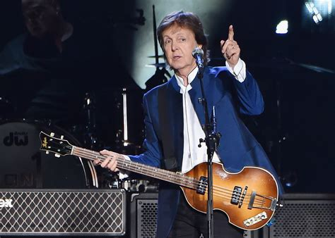 Paul McCartney Has Big Plans For 2018