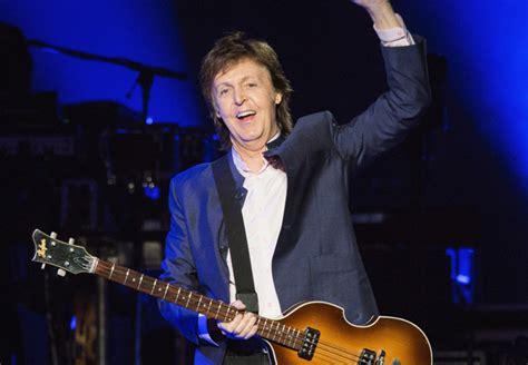 Paul McCartney lanzará un nuevo álbum este 2018   Radio Z ...