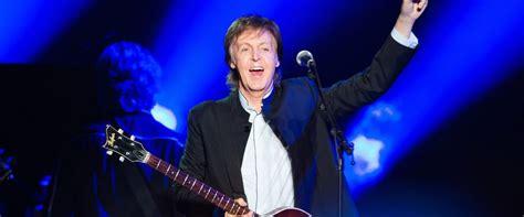 Paul McCartney lanzó dos nueva canciones y anunció nuevo ...