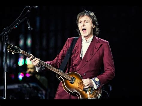 Paul McCartney Live At Tokyo Dome 2013 Full Concert   YouTube