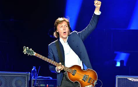 Paul McCartney, live in London - Uncut