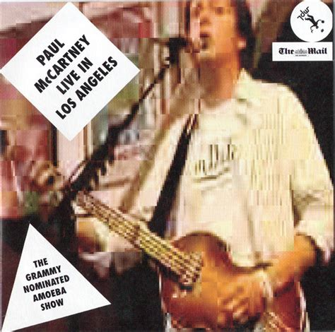 Paul McCartney - Live In Los Angeles (CD, Album) at Discogs