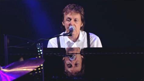 Paul McCartney Live - Let It Be - Good Evening New York ...