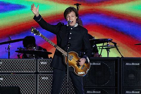 Paul McCartney Live Special Headed to PBS This Fall
