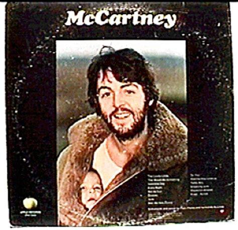 Paul McCartney 'McCartney' LP Record Album (LP Vinyl ...