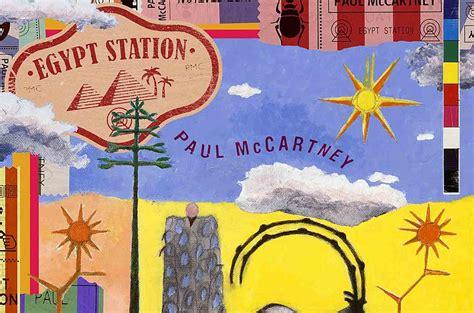 Paul McCartney presenta Egypt Station, su nuevo álbum de ...
