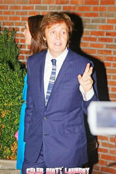 Paul McCartney Pulls All The Celebs To His New York ...