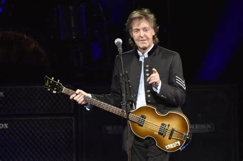 Paul McCartney ready to release his 17th solo album ...