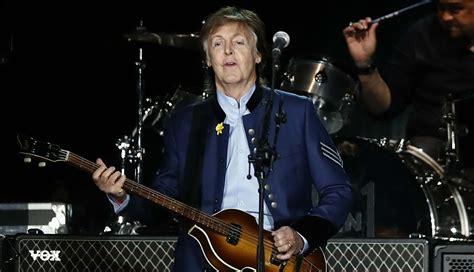 Paul McCartney Releases New Album 'Egypt Station'
