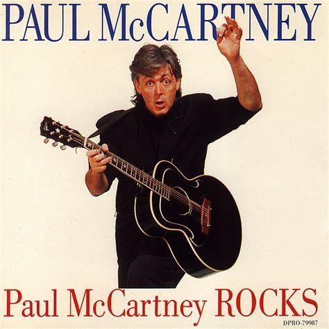 Paul McCartney ROCKS (Official album) by Paul McCartney ...