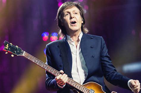 Paul McCartney: su auto medicación después de los Beatles