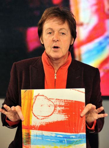 Paul McCartney Talks About Recent  Dark Place  | Gigwise