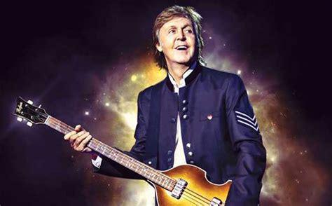Paul McCartney to Make 2019 Tour Stop at Globe Life Park ...