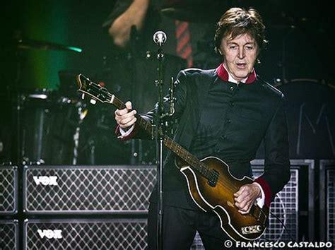 Paul McCartney, un nuovo album nel 2018: si chiamerà ...
