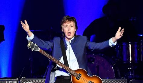 Paul McCartney Upcoming Concerts 2018 – The Beatles World