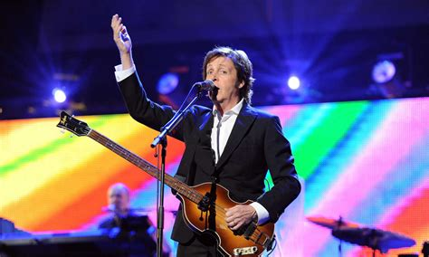 Paul McCartney Upcoming Shows — Live Nation