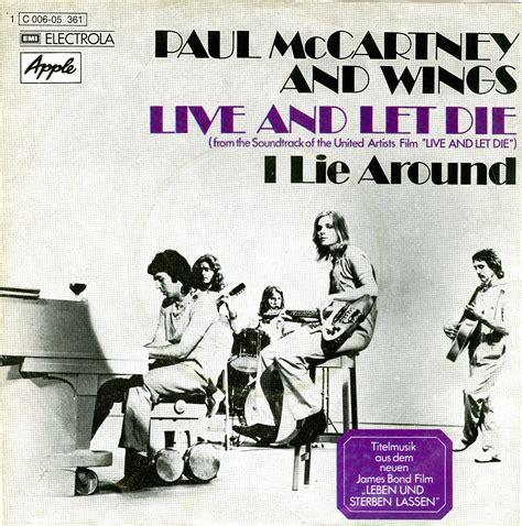 Paul McCartney & Wings: Live & Let Die (007 James Bond ...