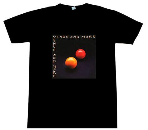 Paul McCartney - Wings - Venus And Mars - Album T-Shirt