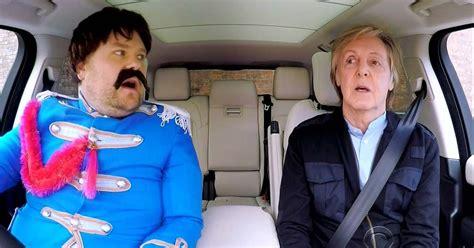 "Paul McCartneys ""Carpool Karaoke"": Was für eine Show ..."