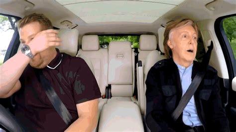 Paul McCartney's Carpool Karaoke to Get an Hour-Long ...