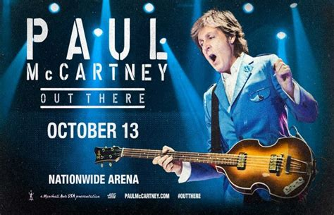 Paul McCartney's Out There Tour   Sunny 95