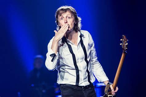 PAUL ON THE RUN: My dad's first Paul McCartney show: Why ...