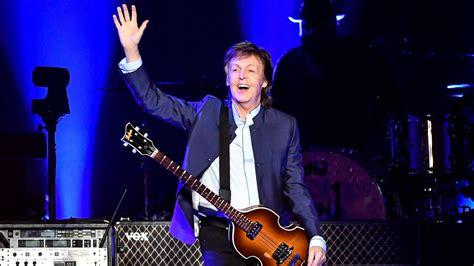 PAUL ON THE RUN: Paul McCartney Net Worth