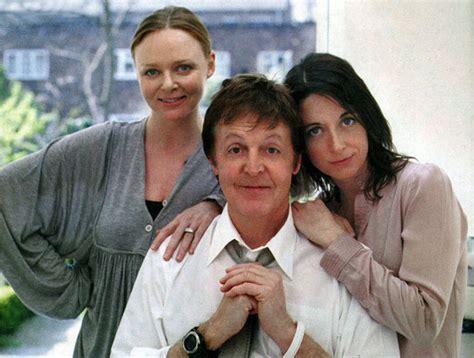 Paul, Stella e Mary McCartney   Artribune