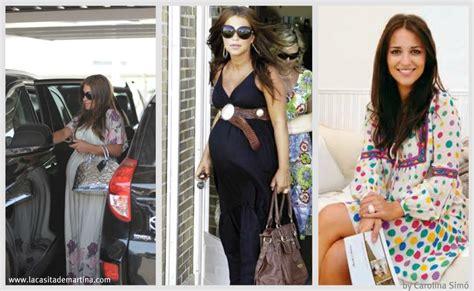 Paula Echevarría – look premamá ♥ : Blog de Moda Infantil ...