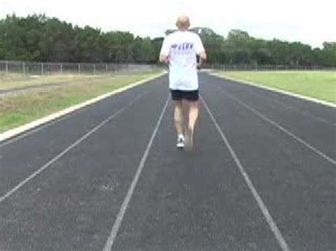 Paw Back Running Drill to Improve Biomechanical Form - YouTube