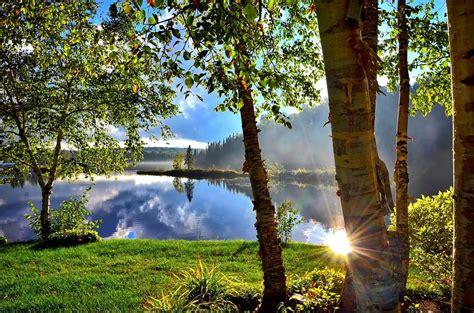 Paysage D Été Coucher De Soleil · Photo gratuite sur Pixabay