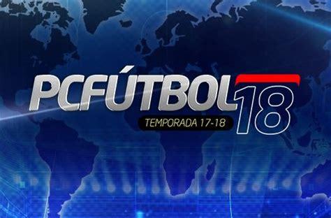 PC Fútbol 2018   Descargar